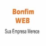 Logo da emissora Bonfim Web