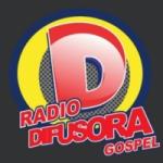 Logo da emissora Rádio Difusora Gospel