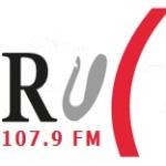 Logo da emissora Rádio Universidade de Coimbra 107.9 FM