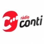 Logo da emissora Rádio Conti 105.5 FM