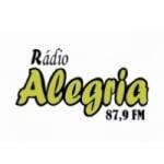 Logo da emissora Rádio Alegria 87.9 FM