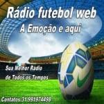 Logo da emissora Rádio Futebol