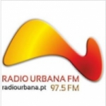 Logo da emissora Rádio Urbana 97.5 FM