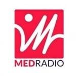 Logo da emissora Med Radio 88.2 FM