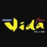 Logo da emissora Rádio Vida 97.1 FM