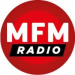 Logo da emissora MFM Radio 104.9 FM