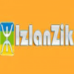 Logo da emissora Izlanzik Radio