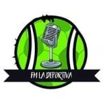 Logo da emissora Radio La Deportiva 95.3 FM
