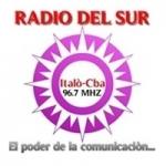 Logo da emissora Radio Del Sur 96.7 FM