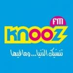 Logo da emissora Radio KnOOz 105.1 FM