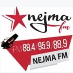 Logo da emissora Radio Nejma 88.4 FM