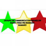Logo da emissora Radio Tissa 106.9 FM