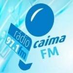 Logo da emissora Rádio Caima 97.1 FM