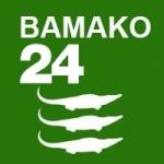 Logo da emissora Radio Bamako24 100.3 FM