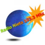 Logo da emissora Radio Nieta 103.3 FM