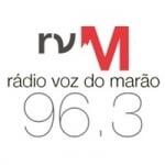 Logo da emissora Rádio Voz do Marão 96.3 FM