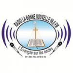 Logo da emissora Radio La Bonne Nouvelle 96.6 FM