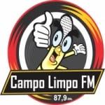 Logo da emissora Rádio Campo Limpo 87.9 FM