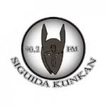 Logo da emissora Radio Siguida Kunkan 90.2 FM