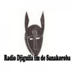 Logo da emissora Radio Djiguifa FM