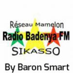 Logo da emissora Radio Badenya 90.4 FM