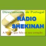Logo da emissora Rádio Shekinah