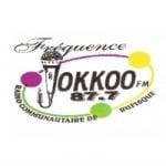 Logo da emissora Radio Jokkoo 87.7 FM