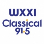Logo da emissora WXXI 91.5 FM