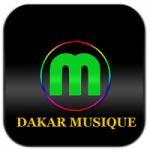 Logo da emissora Radio Dakar Musique