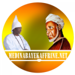 Logo da emissora Radio Medinabayekaffrine
