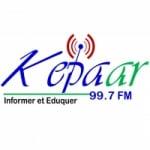 Logo da emissora Radio Kepaar 99.7 FM