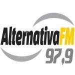 Logo da emissora Rádio Alternativa 97 FM