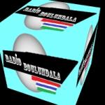 Logo da emissora Radio Manding Boulundala