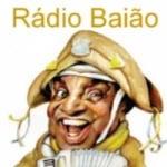 Logo da emissora Rádio Baião Recife