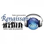 Logo da emissora Radio Renaissance 95.9 FM