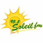 Logo da emissora Radio Soleil 93.5 FM