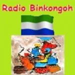 Logo da emissora Radio Binkongoh