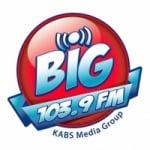 Logo da emissora Radio Big 103.9 FM