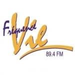 Logo da emissora Radio Fréquence Vie 89.4 FM