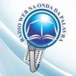 Logo da emissora Rádio Web Na Onda da Palavra