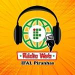 Logo da emissora Rádio Web Ifal Piranhas