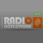 Logo da emissora Radio Cote D'Ivoire 88.0 FM