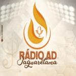 Logo da emissora Rádio AD Jaguaretama