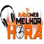 Logo da emissora Rádio Web Melhor Hora