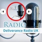 Logo da emissora Deliverance Radio UK