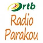 Logo da emissora Radio Parakou 92.5 FM