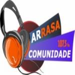 Logo da emissora Rádio Arrasa Comunidade