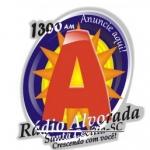 Logo da emissora Rádio Alvorada 1300 AM