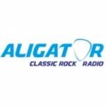 Logo da emissora Aligátor 97.2 FM