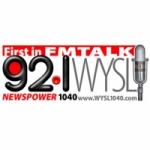 Logo da emissora WYSL 1040 AM